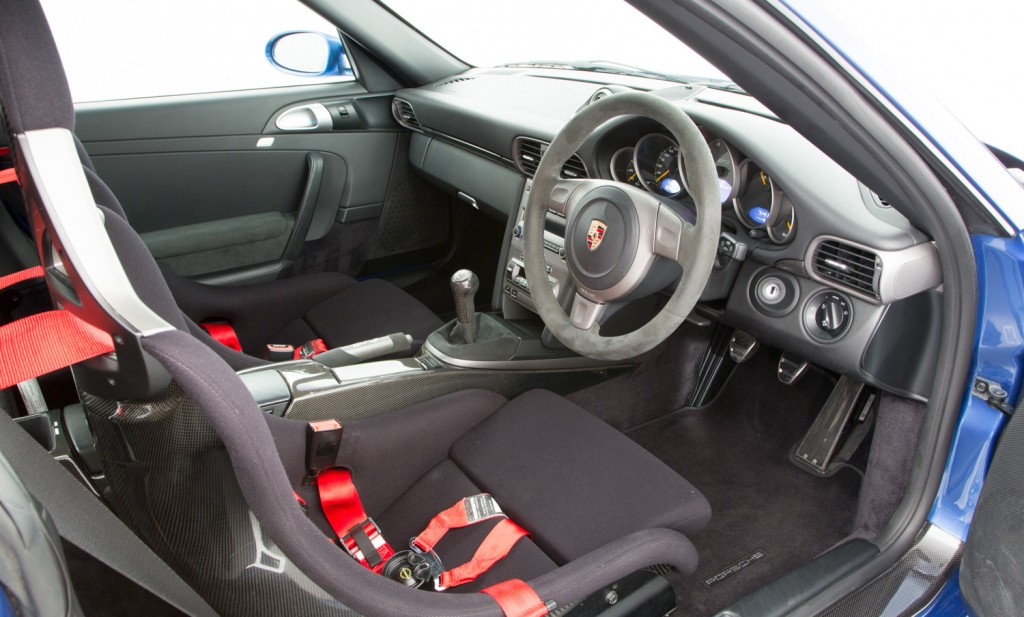 Porsche 911 GT3 Clubsport For Sale - Interior 3