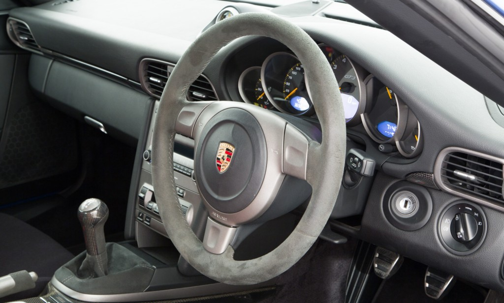 Porsche 911 GT3 Clubsport For Sale - Interior 4