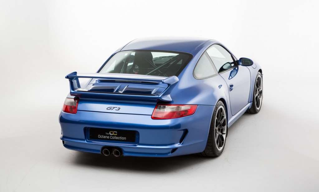 Porsche 911 GT3 Clubsport For Sale - Exterior 11