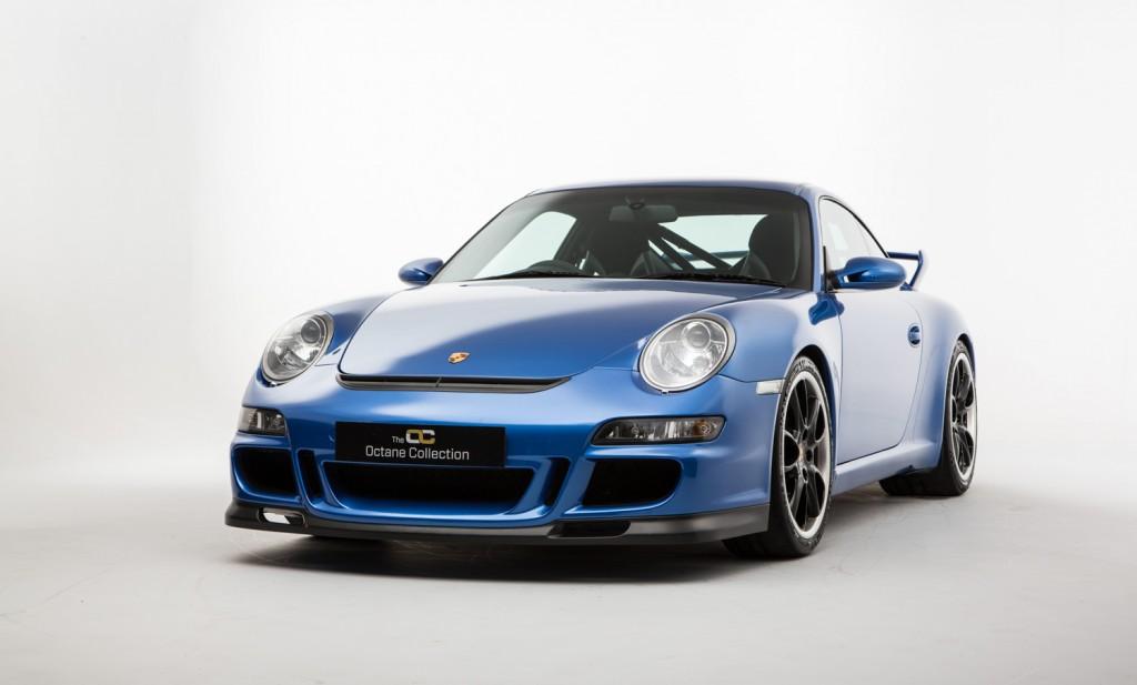 Porsche 911 GT3 Clubsport For Sale - Exterior 2