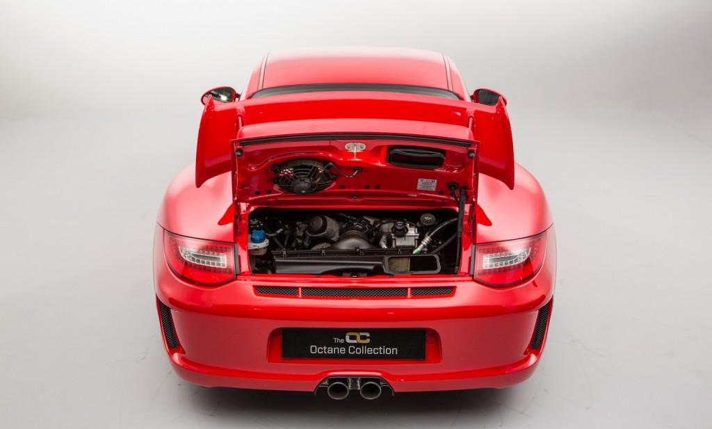 Porsche 911 GT3 For Sale - Engine and Transmission 1