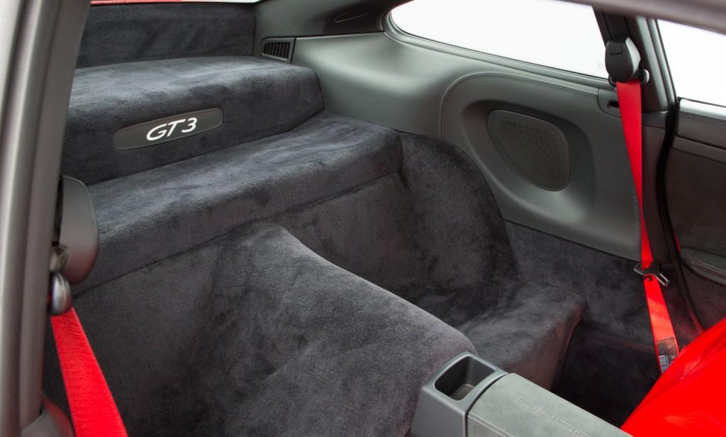 Porsche 911 GT3 For Sale - Interior 8