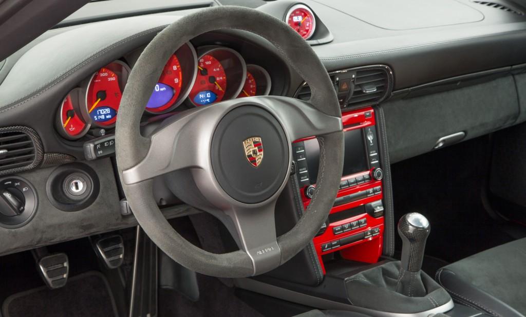 Porsche 911 GT3 For Sale - Interior 4