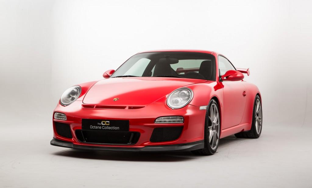 Porsche 911 GT3 For Sale - Exterior 2