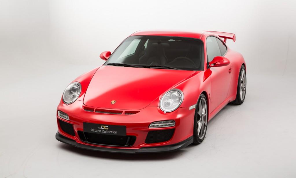 Porsche 911 GT3 For Sale - Exterior 4