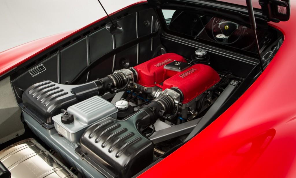 Ferrari Challenge Stradale For Sale - Engine and Transmission 4