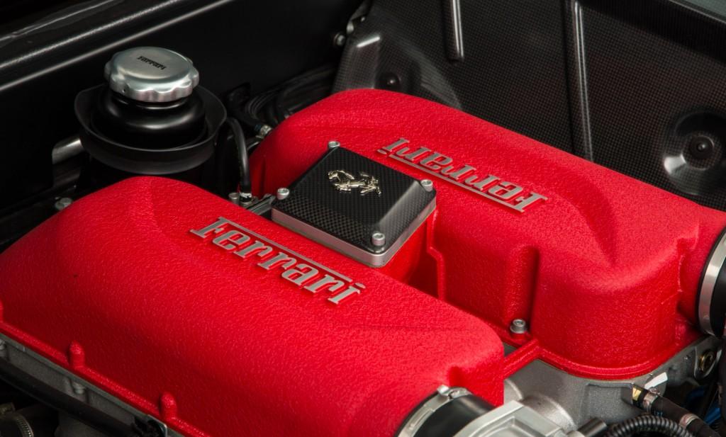 Ferrari Challenge Stradale For Sale - Engine and Transmission 6