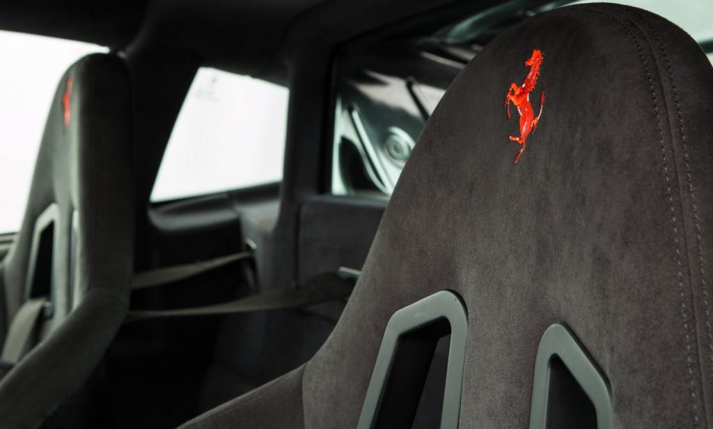 Ferrari Challenge Stradale For Sale - Interior 6
