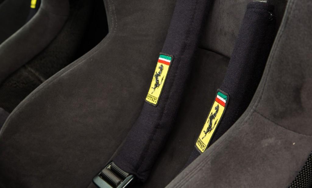 Ferrari Challenge Stradale For Sale - Interior 7