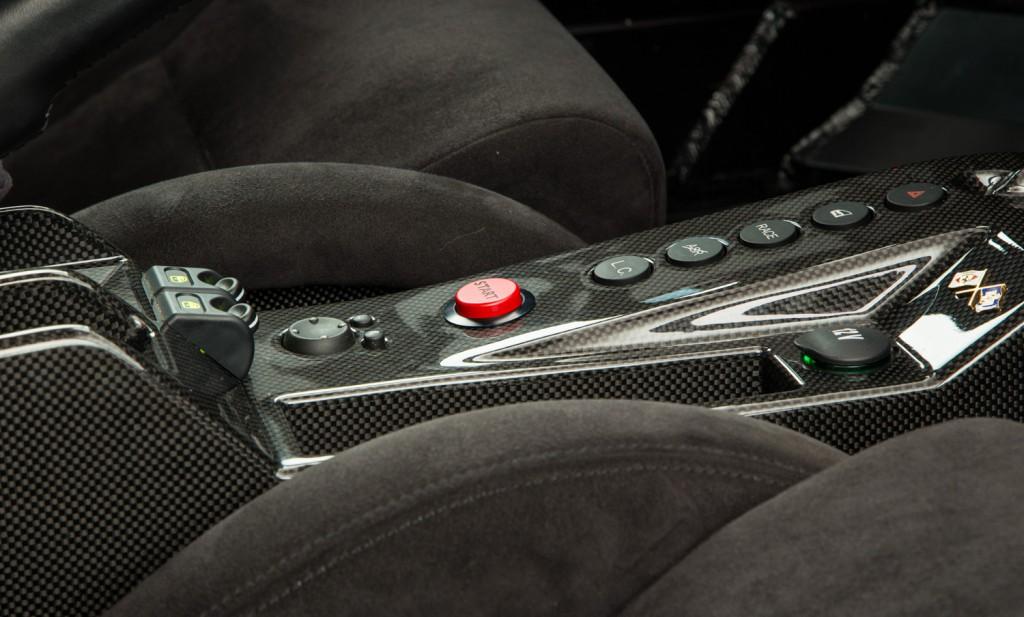 Ferrari Challenge Stradale For Sale - Interior 3