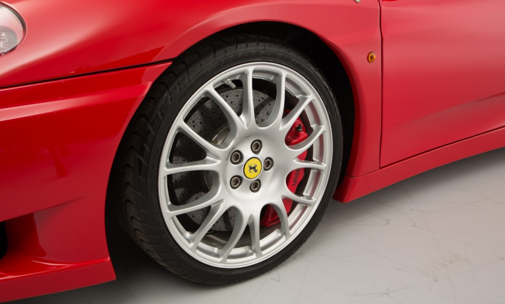 Ferrari Challenge Stradale For Sale - Wheels, Brakes and Tyres 1