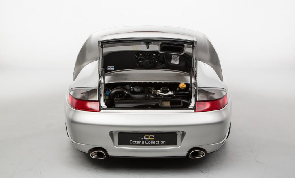 Porsche 911 GT2 For Sale - Engine and Transmission 1