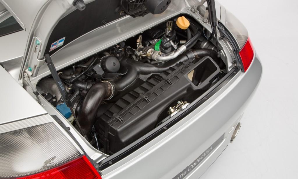 Porsche 911 GT2 For Sale - Engine and Transmission 2