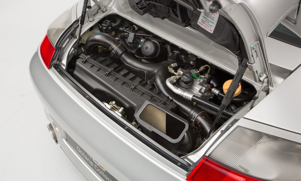 Porsche 911 GT2 For Sale - Engine and Transmission 3
