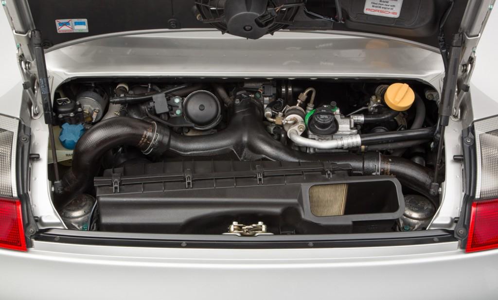 Porsche 911 GT2 For Sale - Engine and Transmission 4