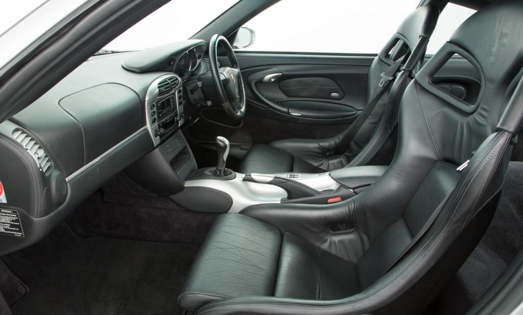 Porsche 911 GT2 For Sale - Interior 3