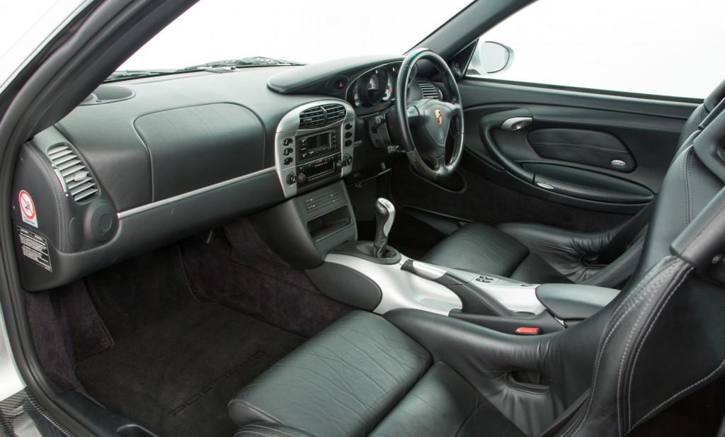 Porsche 911 GT2 For Sale - Interior 2
