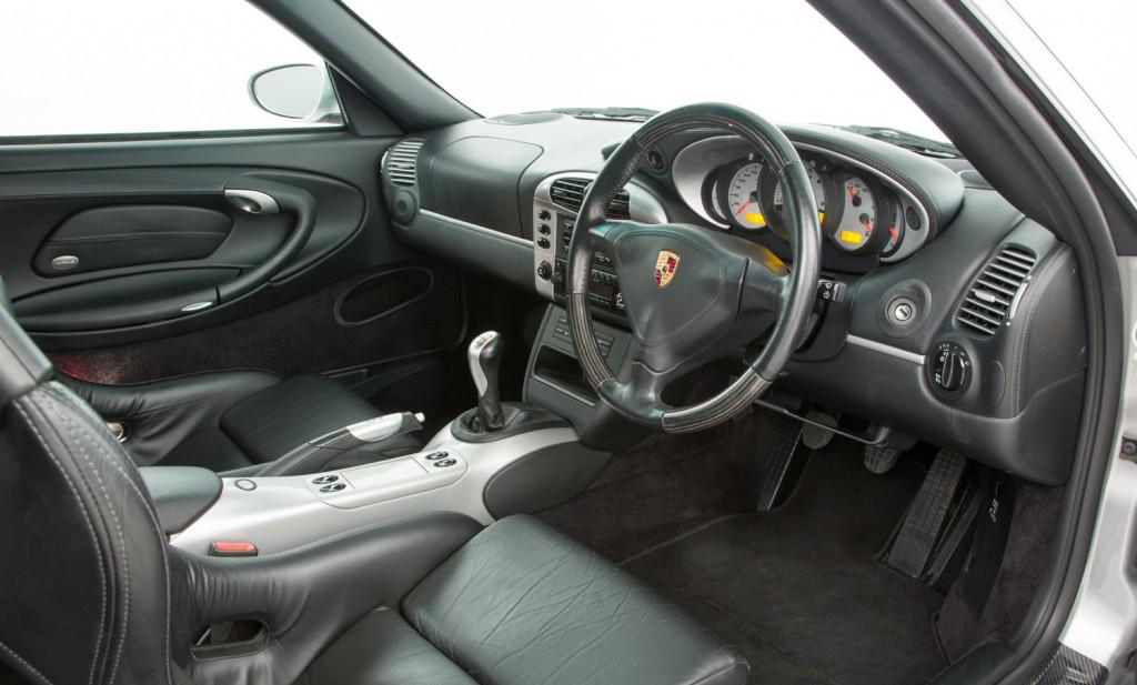 Porsche 911 GT2 For Sale - Interior 4