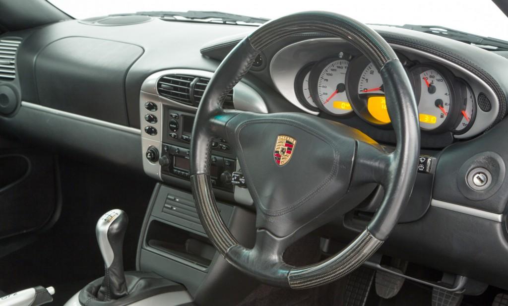 Porsche 911 GT2 For Sale - Interior 5