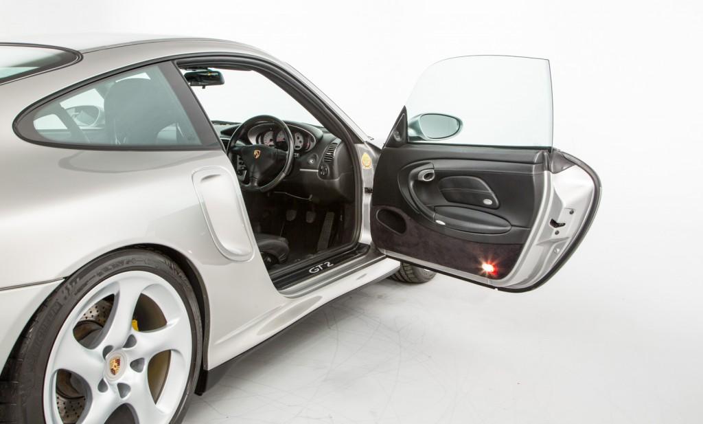 Porsche 911 GT2 For Sale - Interior 1