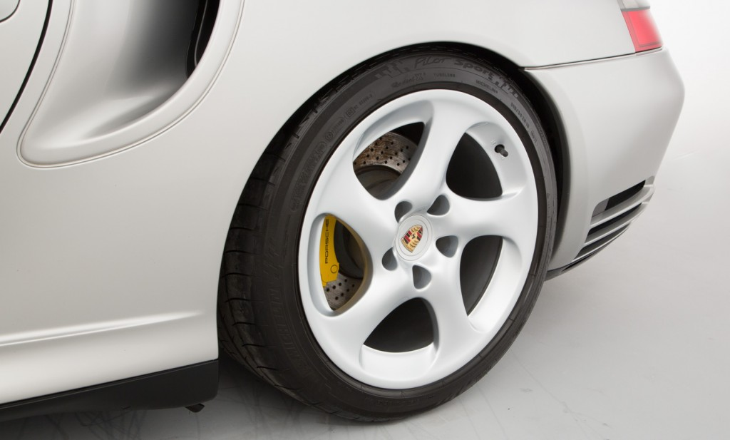 Porsche 911 GT2 For Sale - Wheels, Brakes and Tyres 2