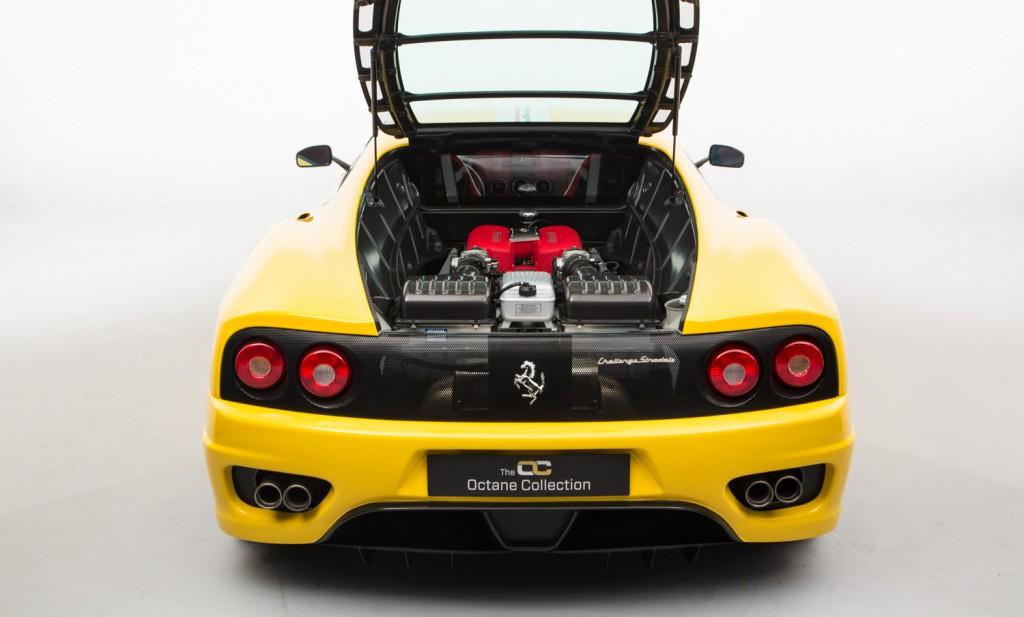 Ferrari Challenge Stradale For Sale - Engine and Transmission 1