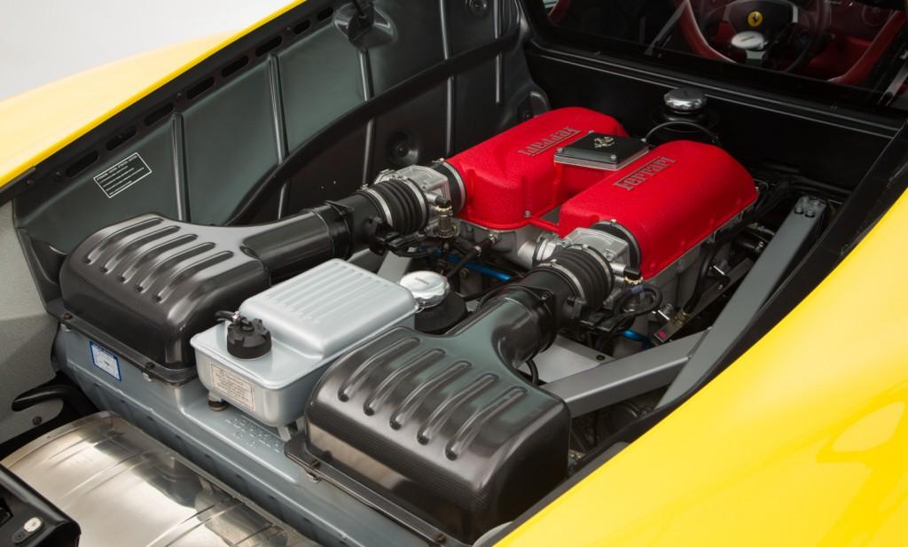 Ferrari Challenge Stradale For Sale - Engine and Transmission 2