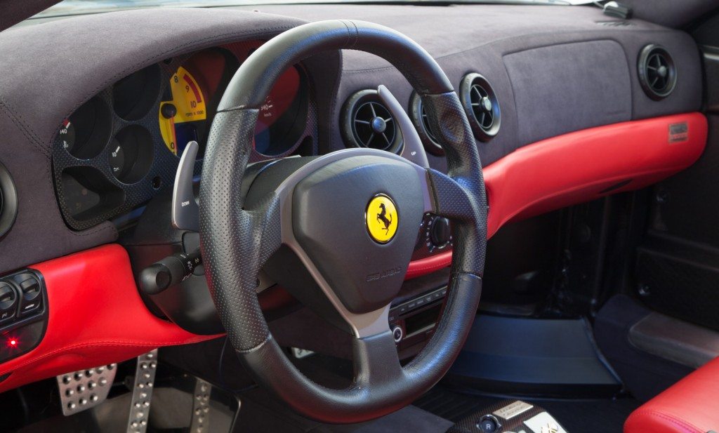 Ferrari Challenge Stradale For Sale - Interior 4