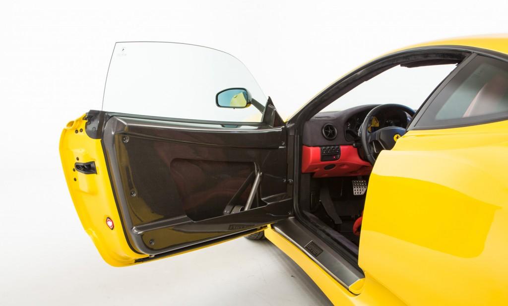 Ferrari Challenge Stradale For Sale - Interior 1