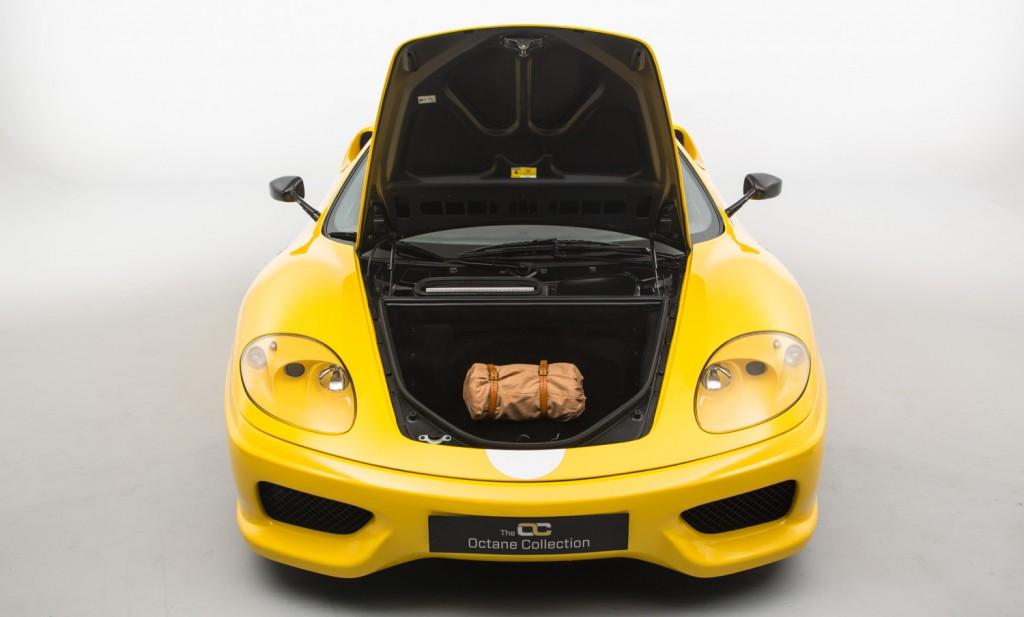 Ferrari Challenge Stradale For Sale - Interior 8