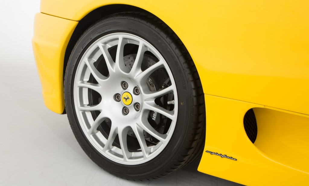 Ferrari Challenge Stradale For Sale - Wheels, Brakes and Tyres 4
