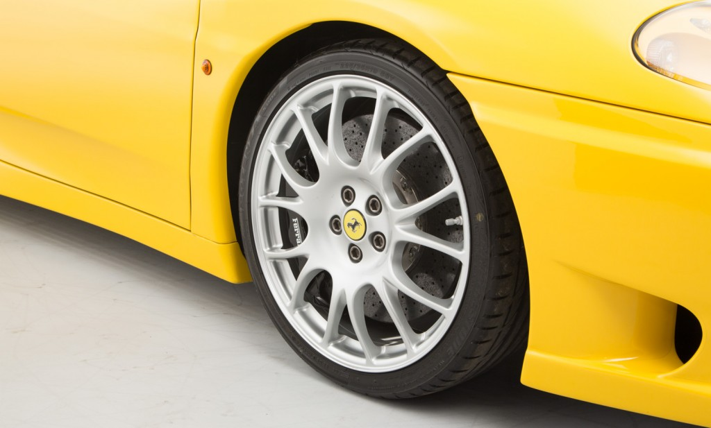 Ferrari Challenge Stradale For Sale - Wheels, Brakes and Tyres 3