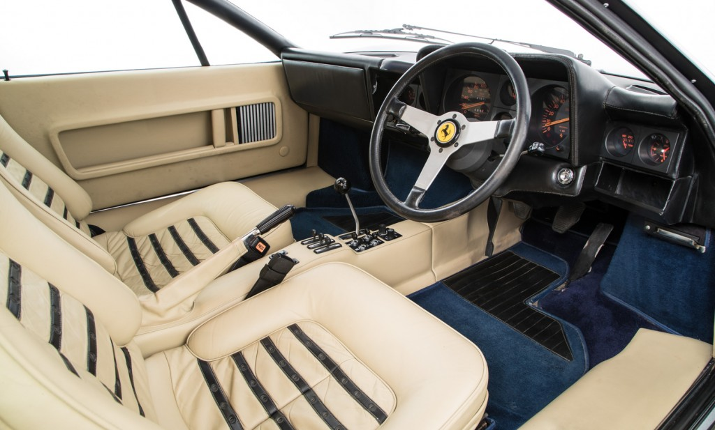 Ferrari 365 GT4/BB For Sale - Interior 5