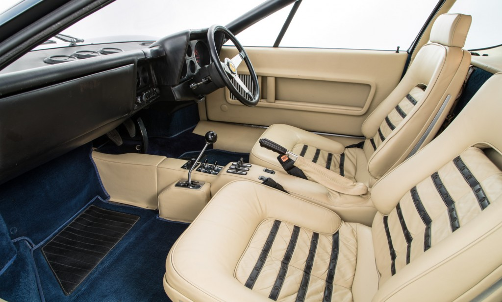 Ferrari 365 GT4/BB For Sale - Interior 1