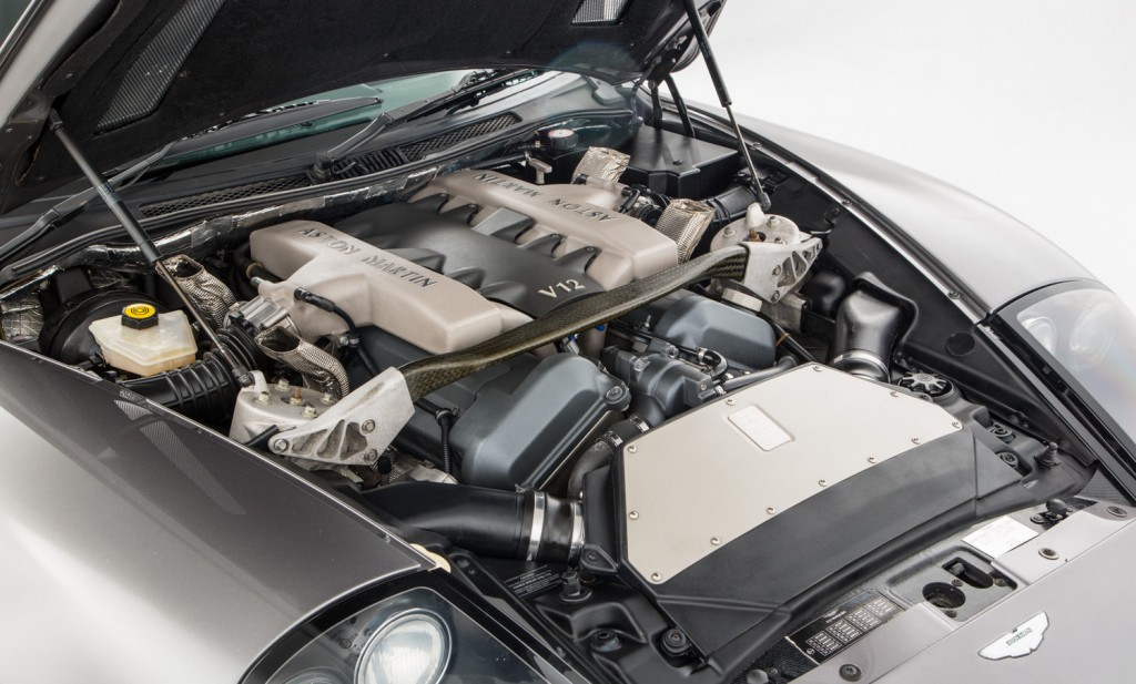 Aston Martin Vanquish For Sale - Engine and Transmission 3