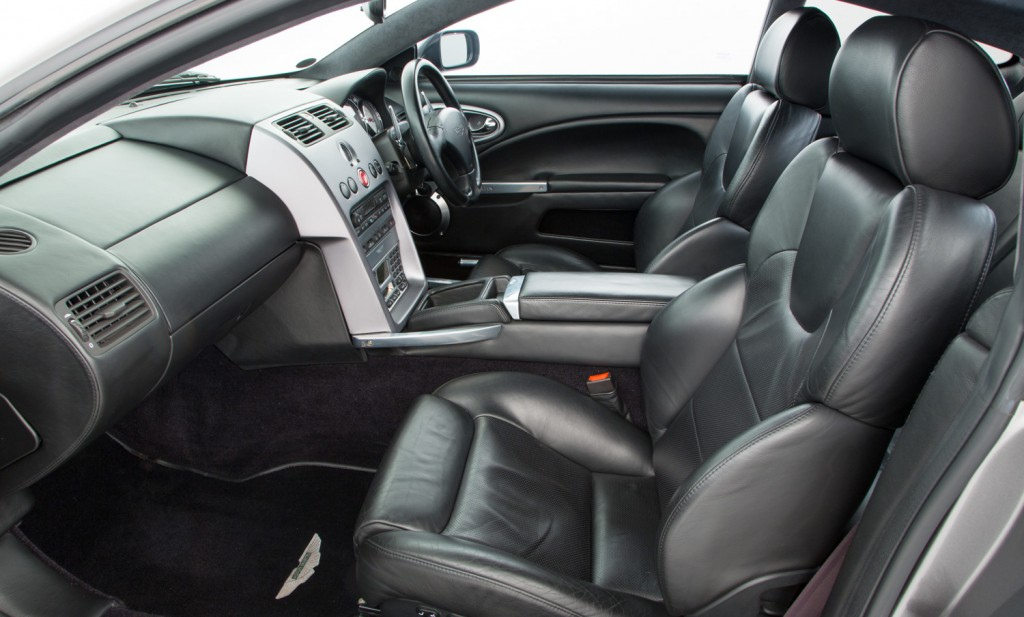 Aston Martin Vanquish For Sale - Interior 2