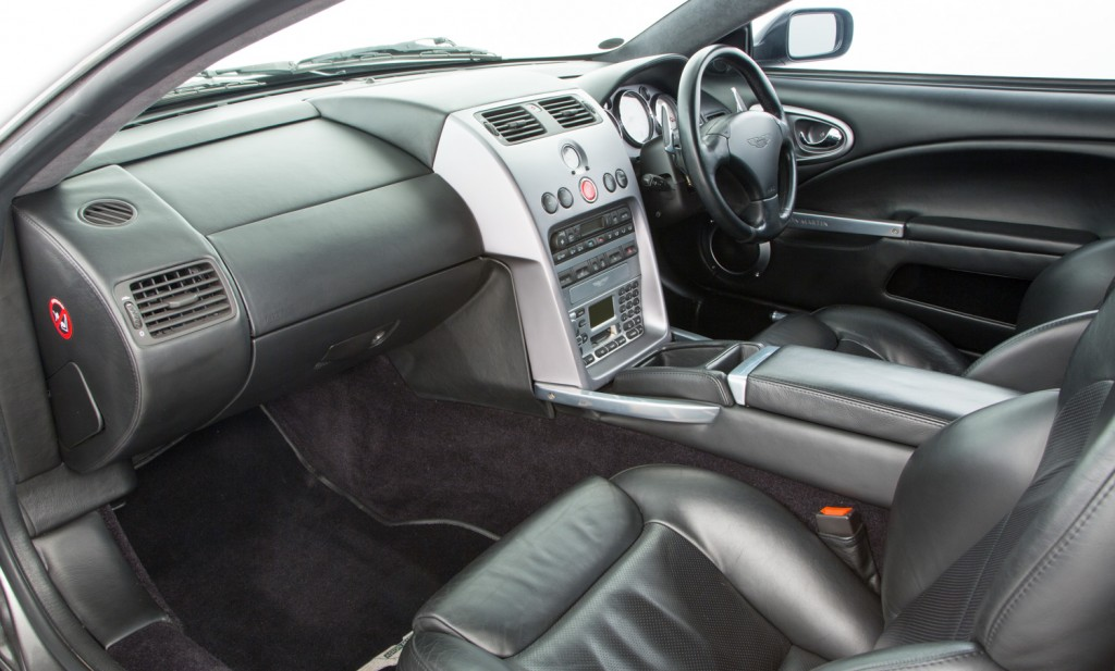Aston Martin Vanquish For Sale - Interior 3