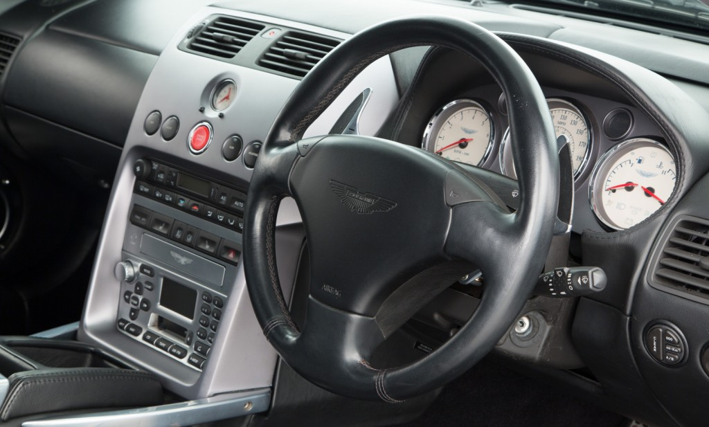Aston Martin Vanquish For Sale - Interior 7