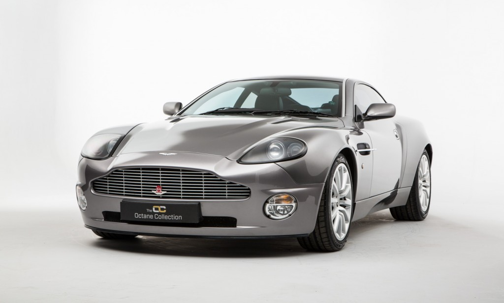 Aston Martin Vanquish For Sale - Exterior 3