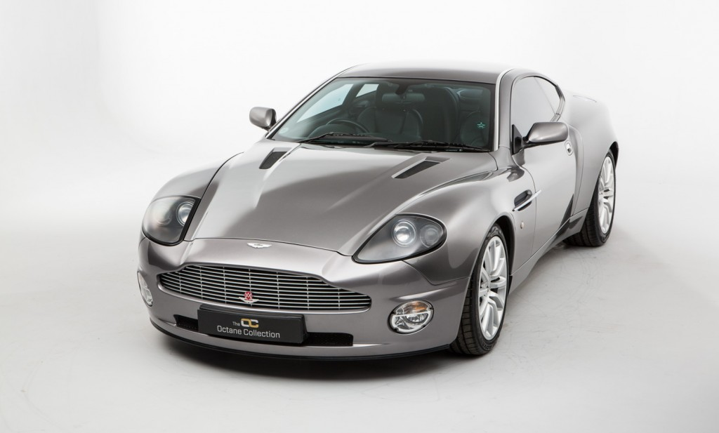 Aston Martin Vanquish For Sale - Exterior 2