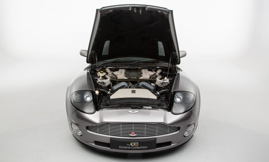 Aston Martin Vanquish For Sale - Engine and Transmission 1