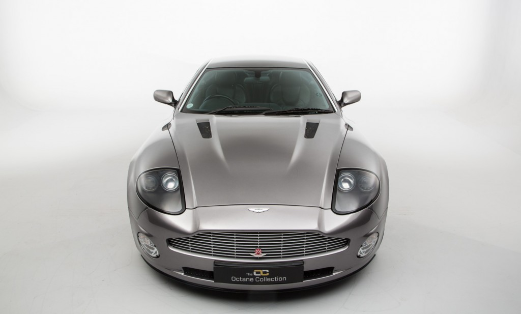 Aston Martin Vanquish For Sale - Exterior 4