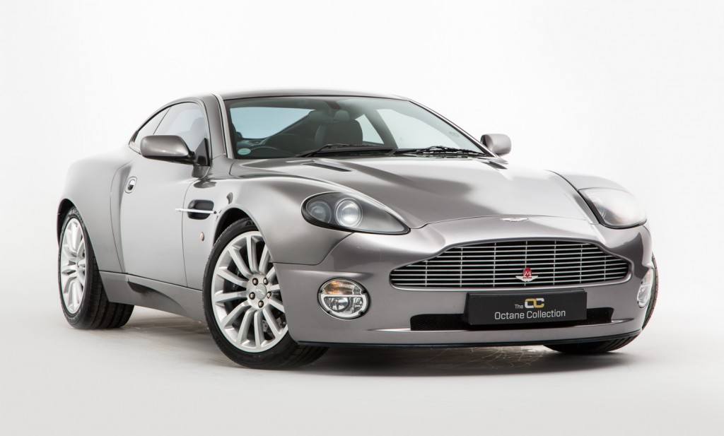 Aston Martin Vanquish For Sale - Exterior 6