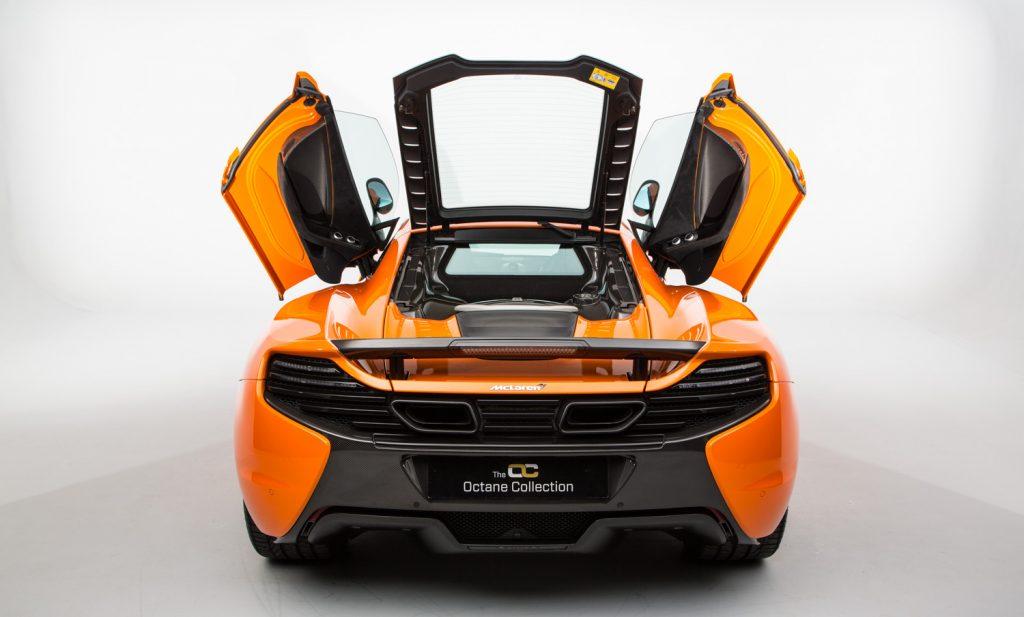 McLaren 650S For Sale - Exterior 22