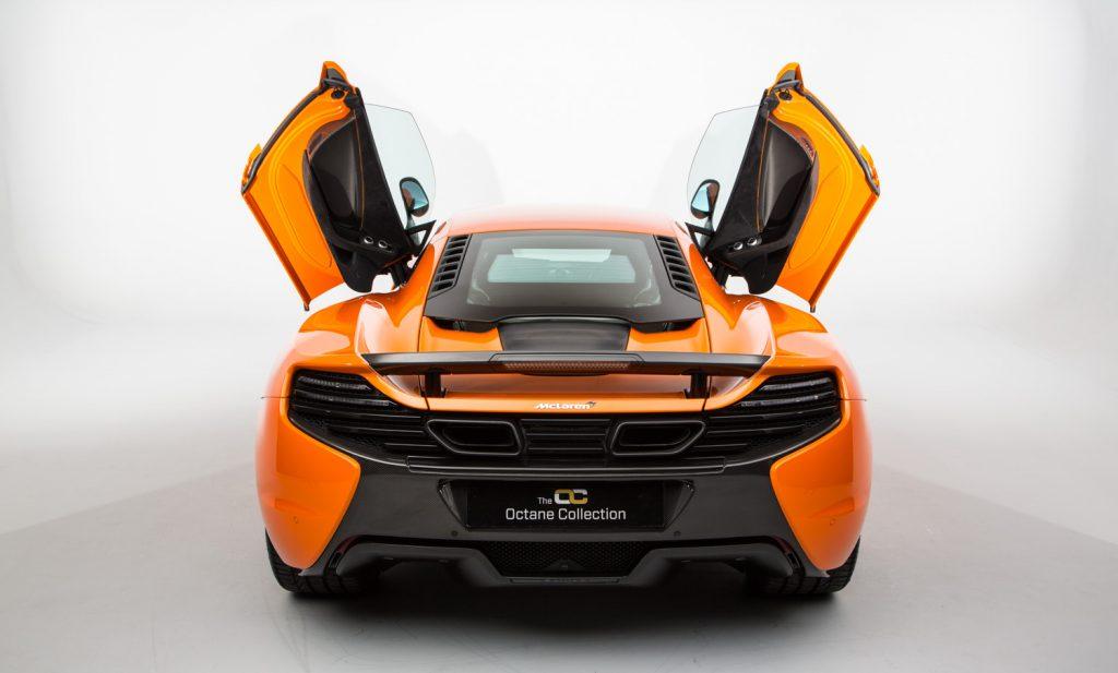 McLaren 650S For Sale - Exterior 21