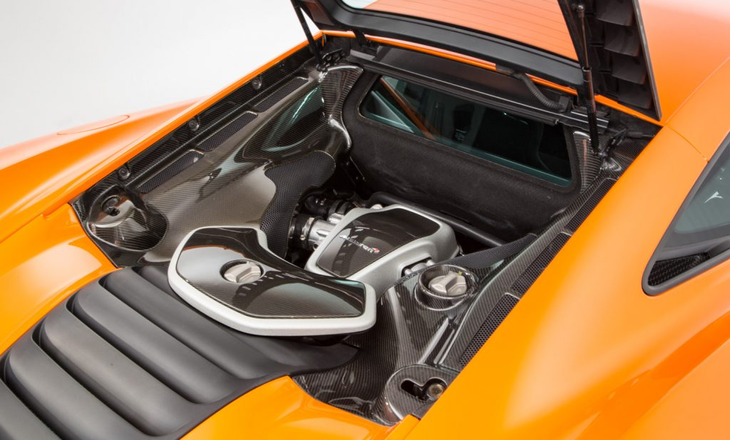 McLaren 650S For Sale - Engine and Transmission 2