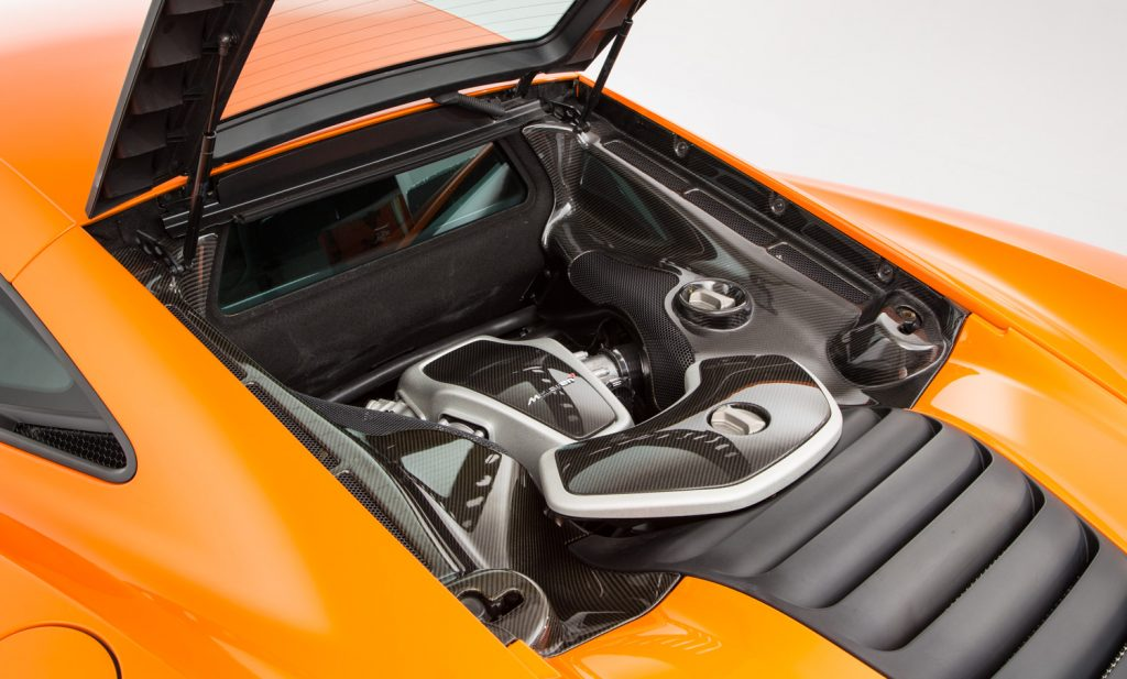 McLaren 650S For Sale - Engine and Transmission 3