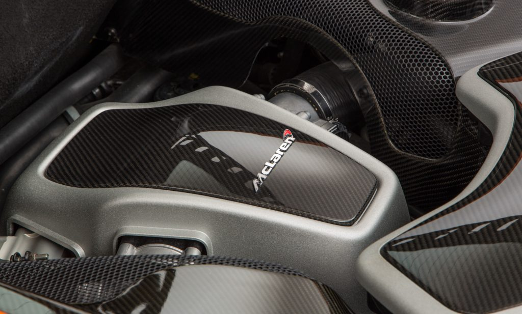 McLaren 650S For Sale - Engine and Transmission 4