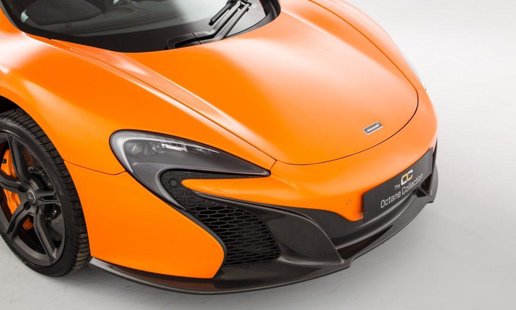 McLaren 650S For Sale - Exterior 11