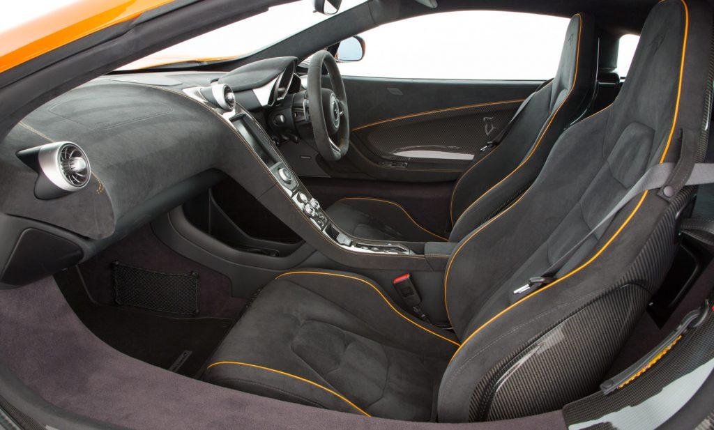McLaren 650S For Sale - Interior 5